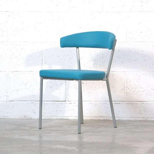Chaise de cuisine en métal et synthétique - Elli 2 - 2