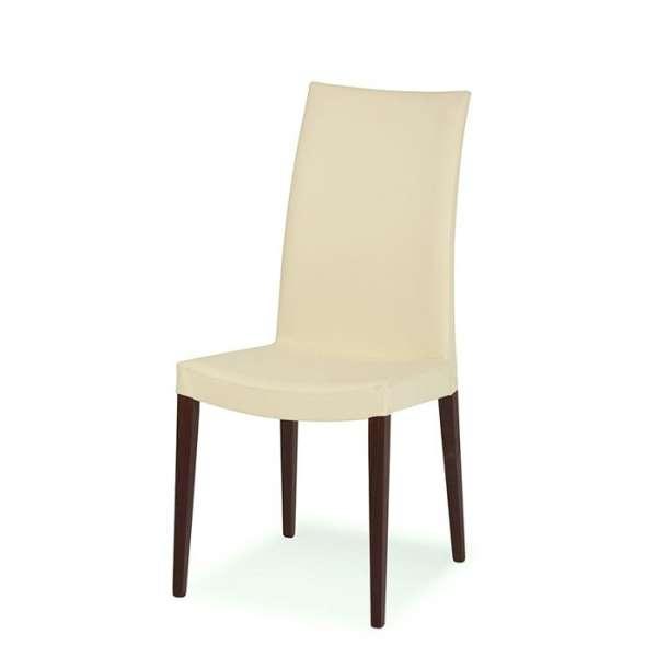 Chaise contemporaine en bois - Cometa - 3