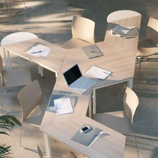 Table de reunion Cara - 3