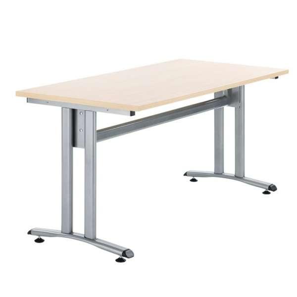 Table de réunion Pol à dégagement latéral - 1