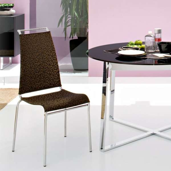 Chaise design Air High en batyline Calligaris® - 2