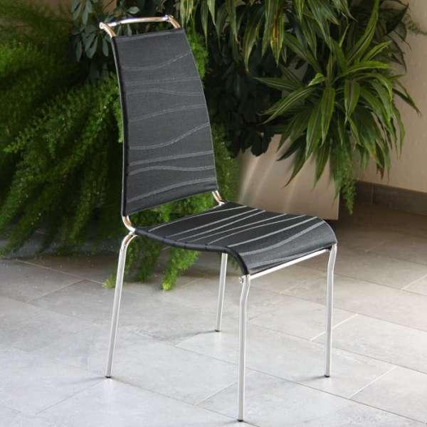 Chaise design Air High en batyline Calligaris® - 4