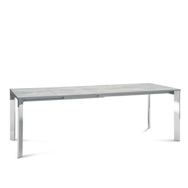 RC - Table design rectangulaire Universe 130 Domitalia® - 5