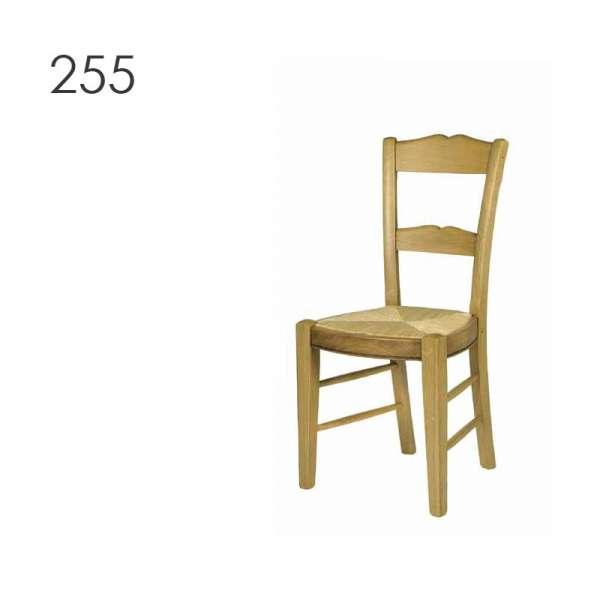 Chaise en bois fabrication française - 250 253 255 - 3