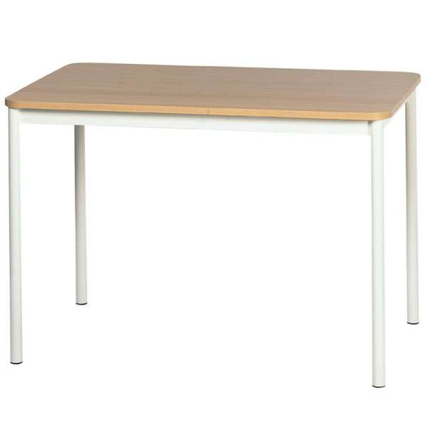 Table de cuisine rectangulaire en stratifié - Basic 3 - 4