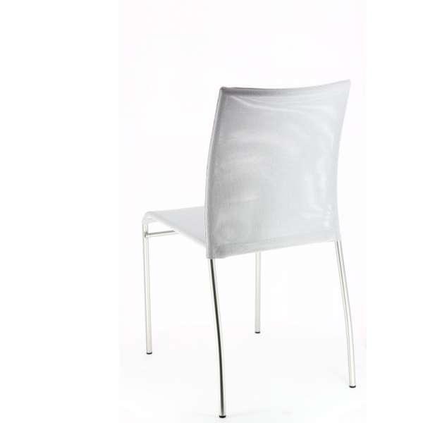 Chaise de cuisine en métal et batyline - Jenny 5 - 4