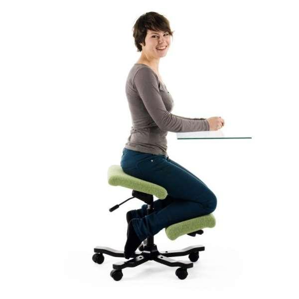 Chaise de bureau ergonomique Wing Varier® - 6