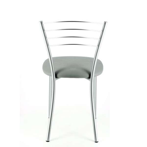 Chaise de cuisine contemporaine en métal - Roma 3 - 5