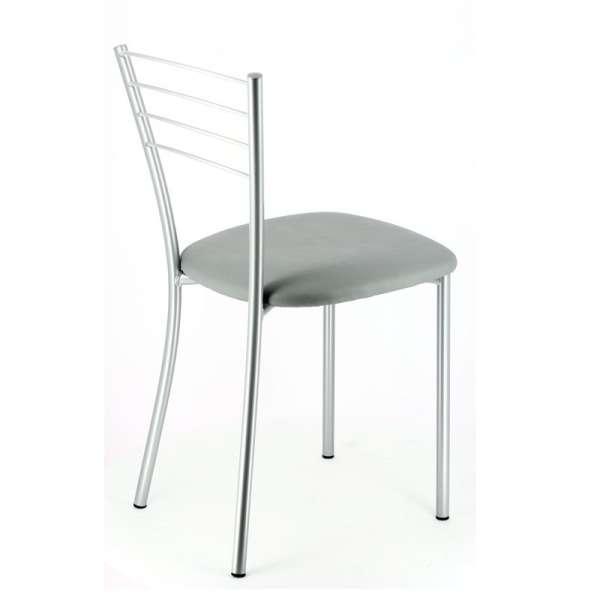 Chaise de cuisine contemporaine en métal - Roma 4 - 6