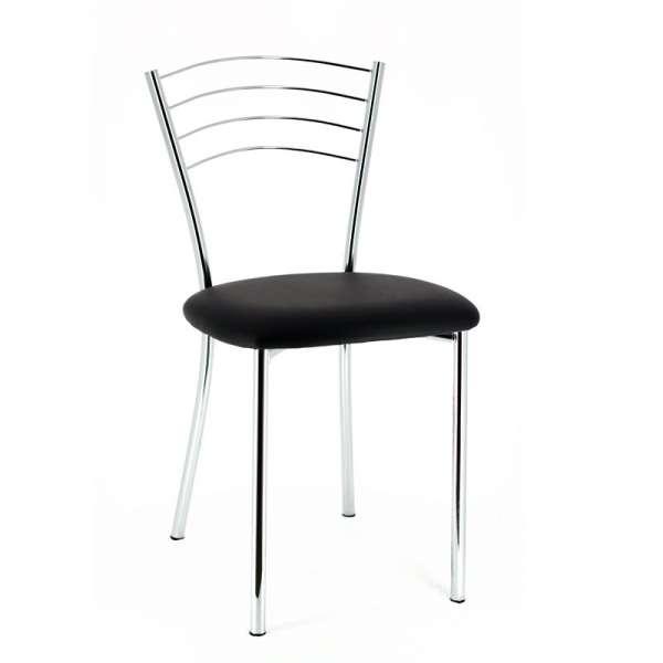 Chaise de cuisine contemporaine en métal - Roma 5 - 7