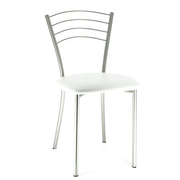 Chaise de cuisine contemporaine en métal - Roma 6 - 8