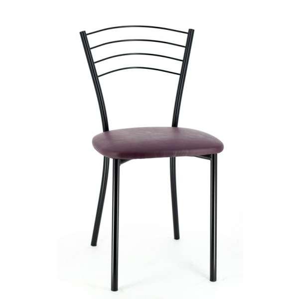 Chaise de cuisine contemporaine en métal - Roma 9 - 11
