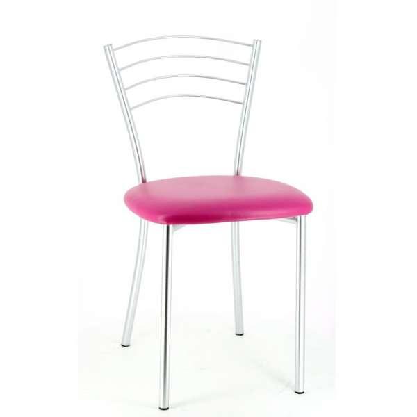 Chaise de cuisine contemporaine en métal - Roma 10 - 12