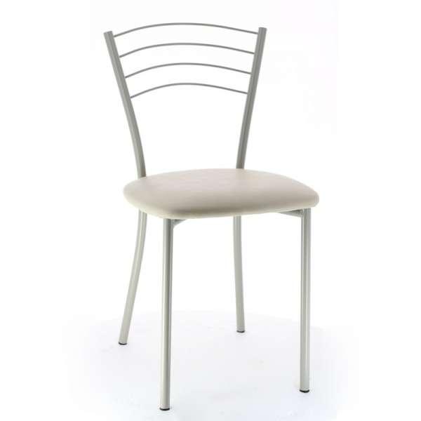 Chaise de cuisine contemporaine en métal - Roma 11 - 13