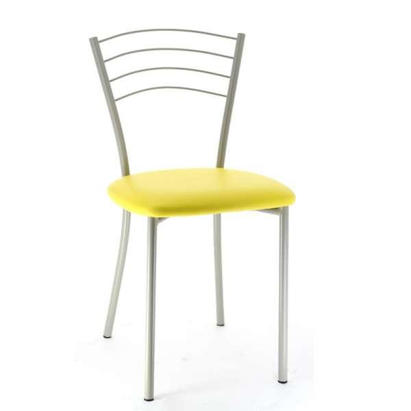 Chaise de cuisine contemporaine en métal - Roma 12 - 14
