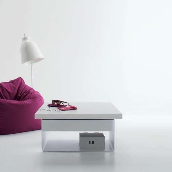 Table basse contemporaine modulable - Wind - 3