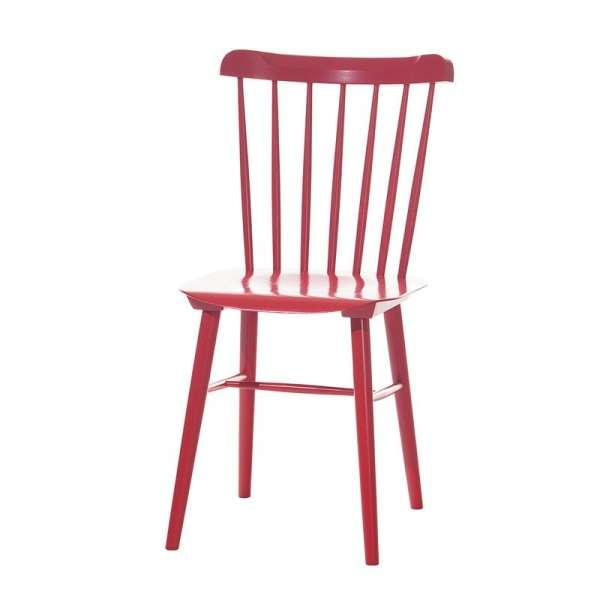 Chaise brasserie en bois - 8