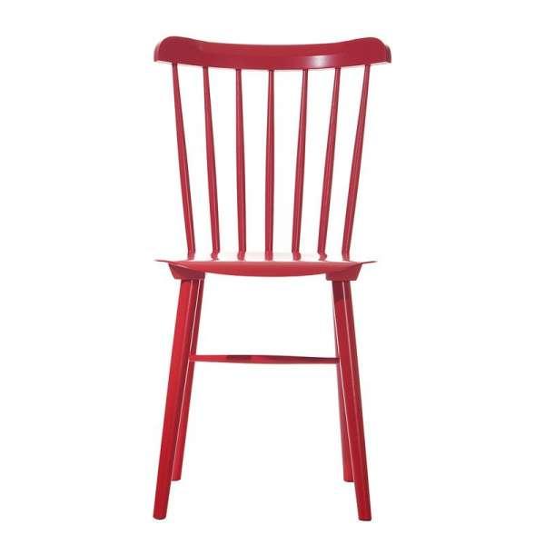 Chaise brasserie en bois - 10