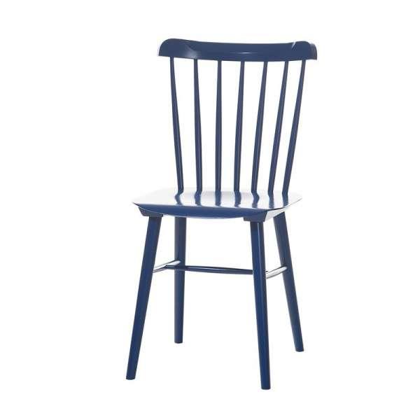 Chaise brasserie en bois - 11