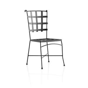 Chaise en métal - Genova