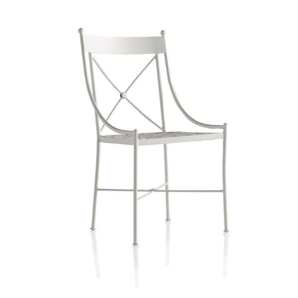 Chaise provençale en métal - Paris - 2