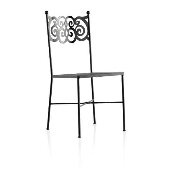 Chaise en acier - Granada - 1