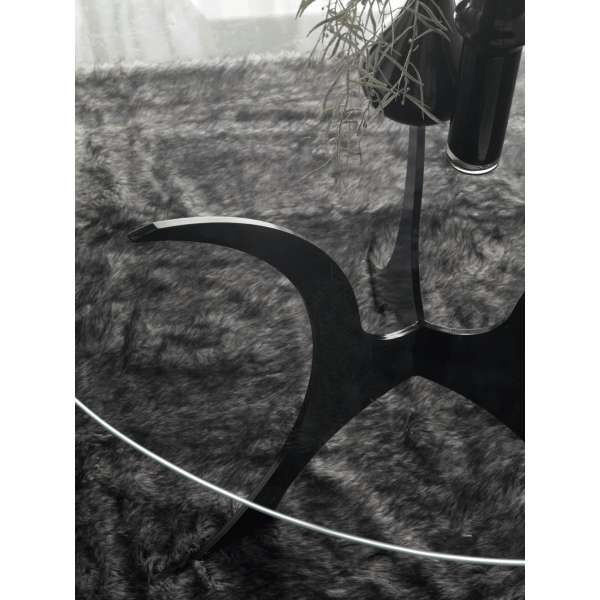 Table de salle à manger ronde style provençale - Apolo - 3
