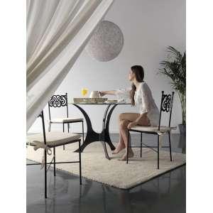 Table provençale ronde Milos Granada 3