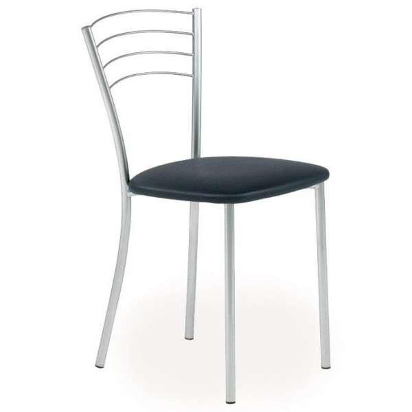 Chaise de cuisine contemporaine en métal - Roma - 1