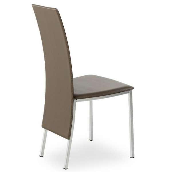 Chaise contemporaine de salle à manger - Elyn 5 - 5