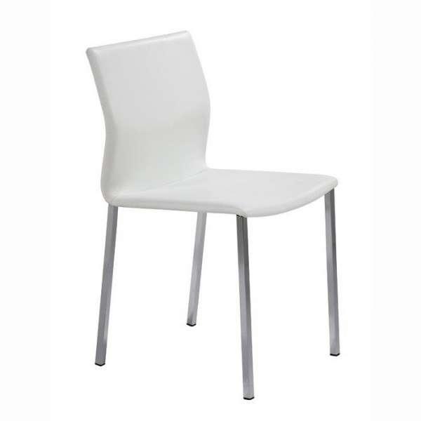 Chaise de cuisine contemporaine en métal - Sierra - 1