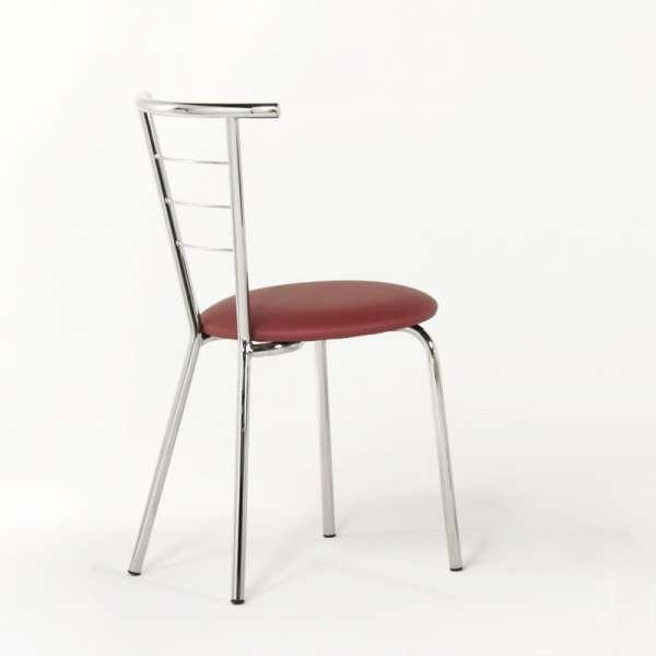 Chaise de cuisine en métal - Valérie  - 11