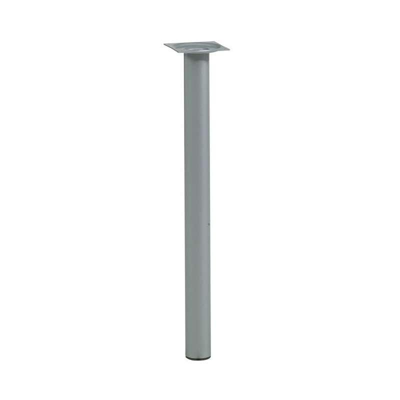 pied pour table de cuisine hauteur 90 cm l 39 unit p60. Black Bedroom Furniture Sets. Home Design Ideas