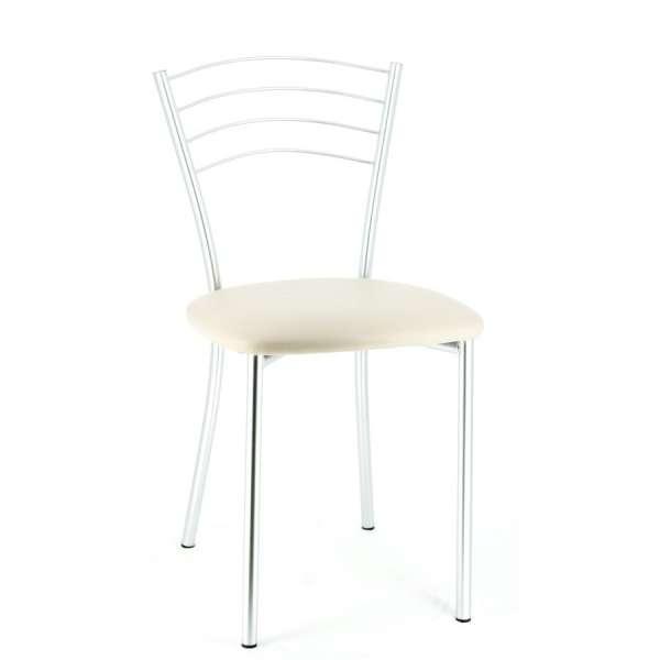 Chaise de cuisine contemporaine en métal - Roma 15 - 17