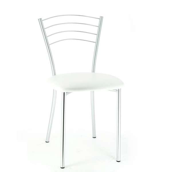 Chaise de cuisine contemporaine en métal - Roma 16 - 18
