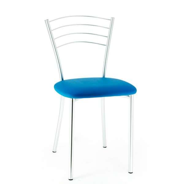 Chaise de cuisine contemporaine en métal - Roma 17 - 19