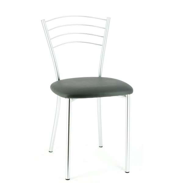 Chaise de cuisine contemporaine en métal - Roma 21 - 23
