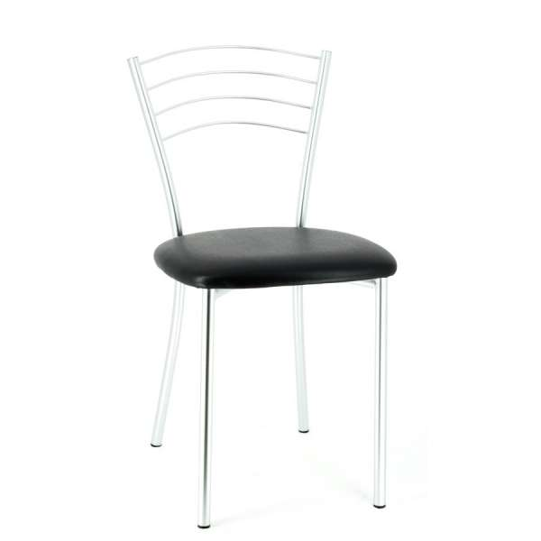 Chaise de cuisine contemporaine en métal - Roma 24 - 26