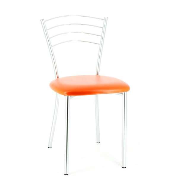 Chaise de cuisine contemporaine en métal - Roma 25 - 27