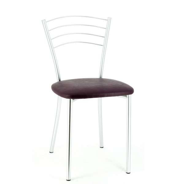 Chaise de cuisine contemporaine en métal - Roma 26 - 28