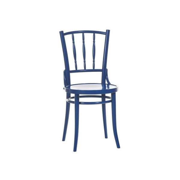 Chaise bistrot en bois dejavu - 7
