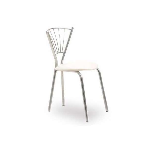 Chaise de cuisine en métal - Sandra - 2