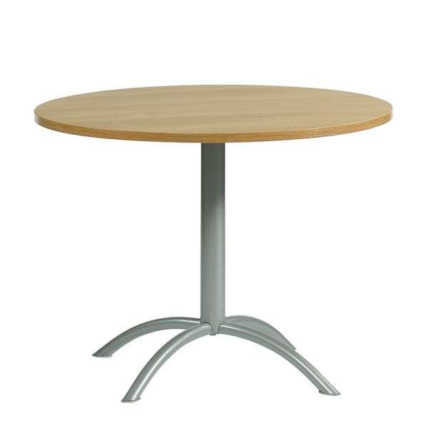 Table ronde de cuisine en stratifié - Laser 2 - 2