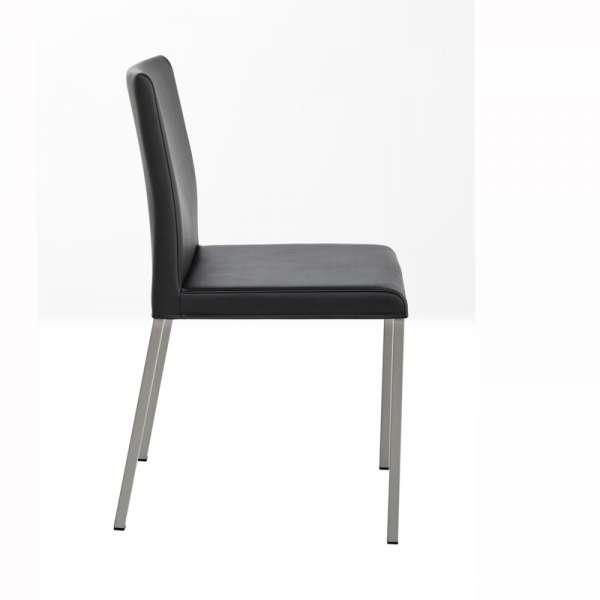 Chaise de cuisine en synthétique et métal - Gaudii 2 - 2