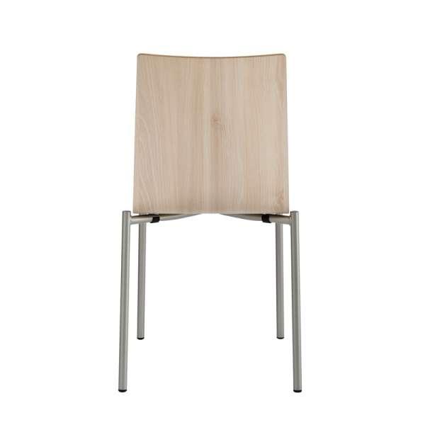 Chaise moderne en métal et stratifié - Pro's 13 - 21