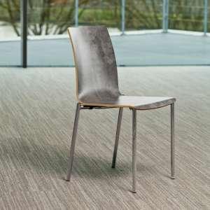 Chaise moderne en métal et stratifié - Pro's 6