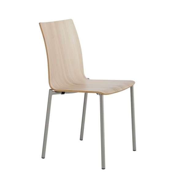 Chaise moderne en métal et stratifié - Pro's 11 - 19