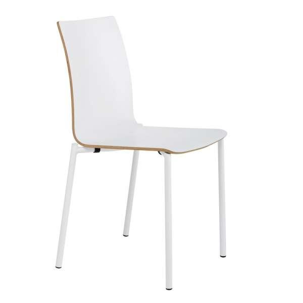 Chaise moderne en métal et stratifié - Pro's 17 - 24