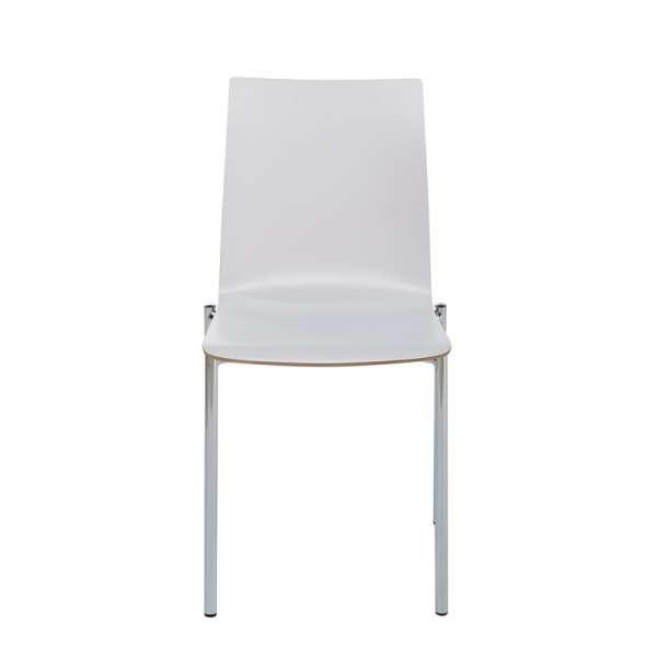 Chaise moderne en métal et stratifié - Pro's 19 - 26