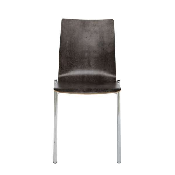 Chaise moderne en métal et stratifié - Pro's 2 - 12